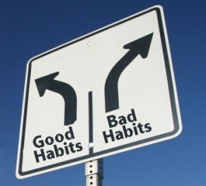 Good habits v Bad Habits