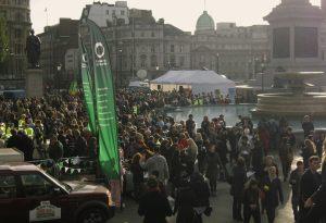 Feeding 5K - Trafalgar Square
