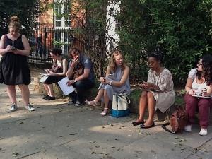 Creative Clerkenwell Drawing Tour