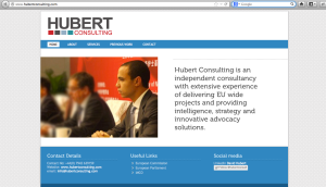 Hubert Consulting wordpress.org website