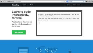 Codeacademy.com